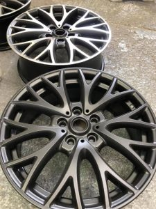 Alloy Wheel Repair Poole